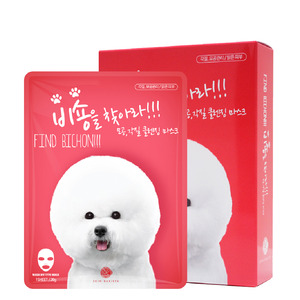 Find Bichon!!! 10Sheets