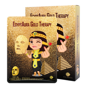 EgyptAura Gold Therapy 10Sheets